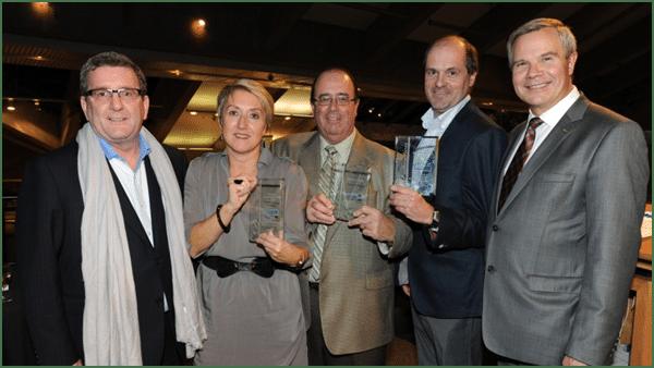 Prix «contribution exceptionnelle» du Réseau detransport de laCapitale